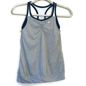 Nike Dri Fit Racerback Workout tank size Large